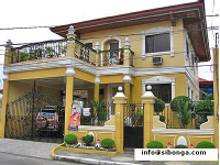 Philippine model houses