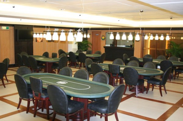Philippines casino furniture