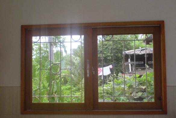 Philippine doors window
