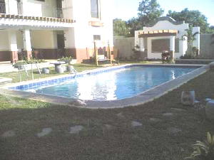 Philippine pool construction