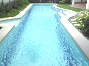 Philippine pool costs